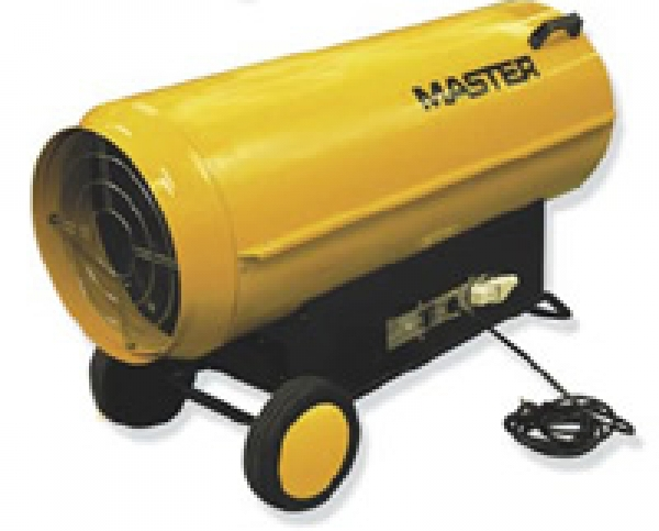 Master BLP103ET plynový ohrievač